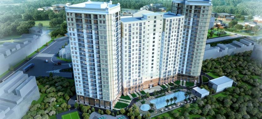 Điểm nổi bật dự án căn hộ Centum Wealth quận 9