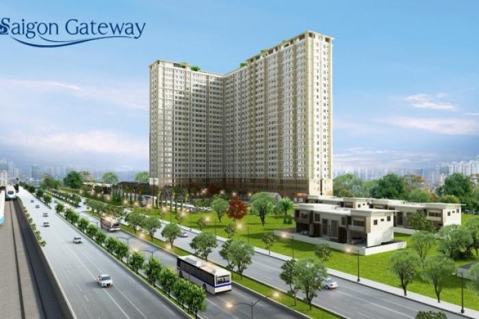Dự án căn hộ Sài Gòn Gateway quận 9