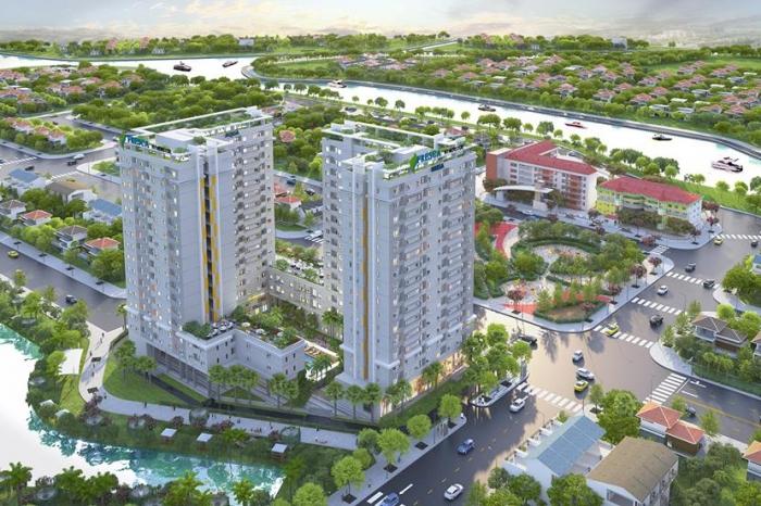 Dự án căn hộ TDH - Bình Chiểu - Thủ Đức